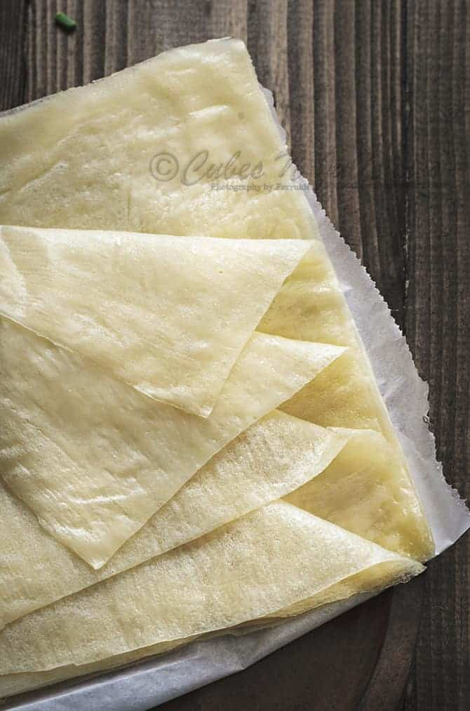 Best Spring roll sheets recipe