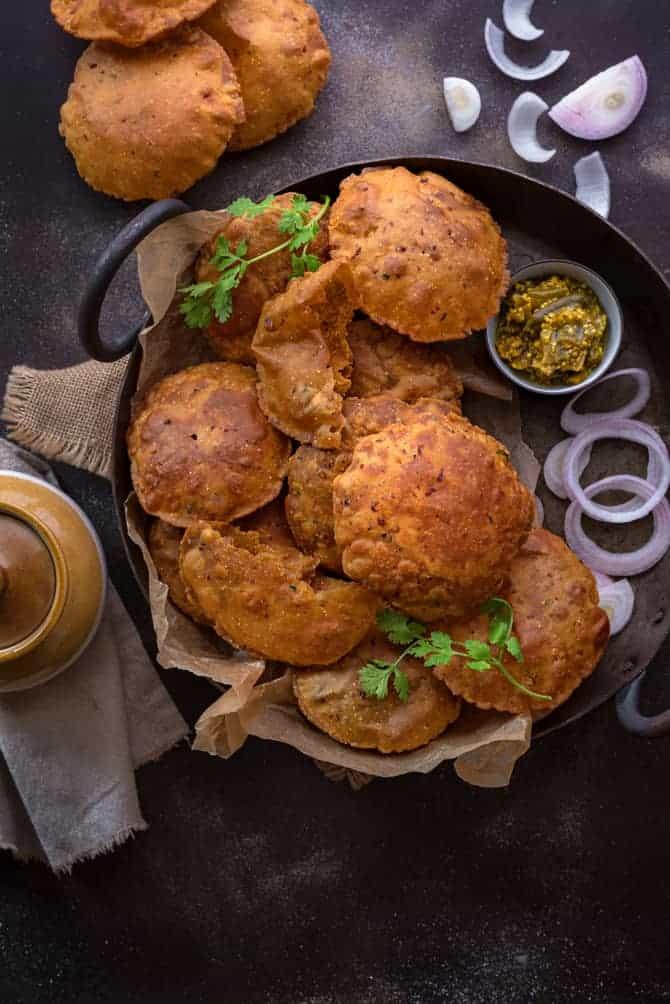 How to make best Rajma Masala Pooris at home