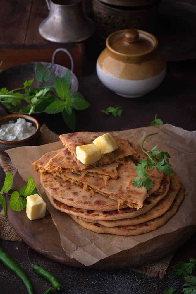 How to make best Punjabi Mooli ke Parathe
