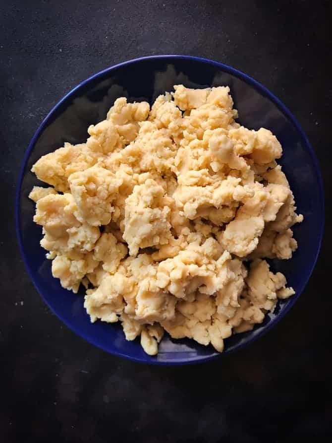 How to make Milk powder khowa at home