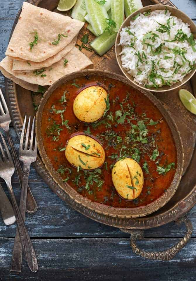 Best egg curry recipe anda curry recipe tari wali cubes n juliennes how to make indian egg curry recipe tariwali egg curry anda curry recipe forumfinder Images