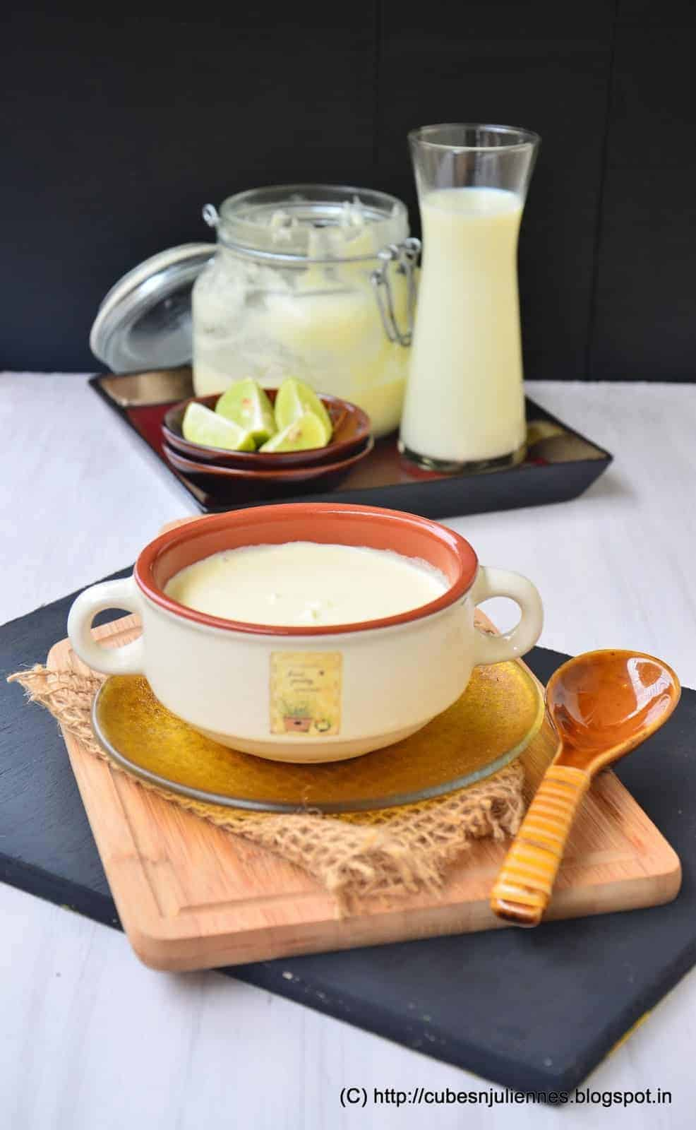 how to make homemade sour cream from milk