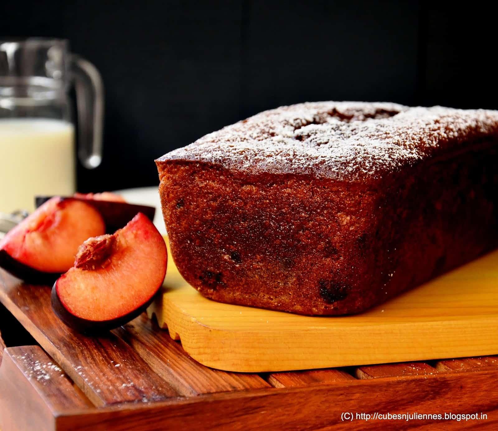 Dried Black Currant Cake Recipe