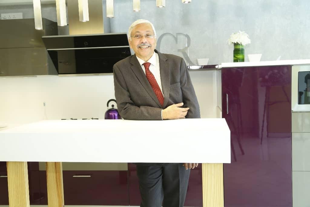 Mr. Anil Mathur. COO, Godrej Interio.