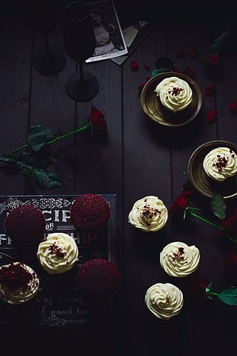 Red Velvet Cake With Beetroot