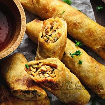 Best Chicken Spring Roll recipe