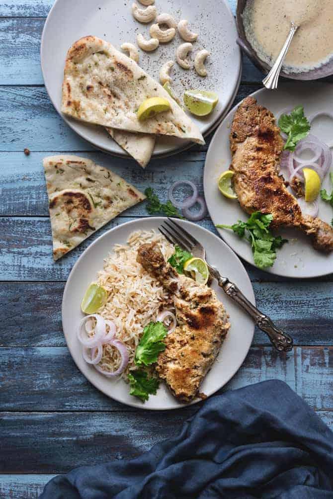 Aghani kabab