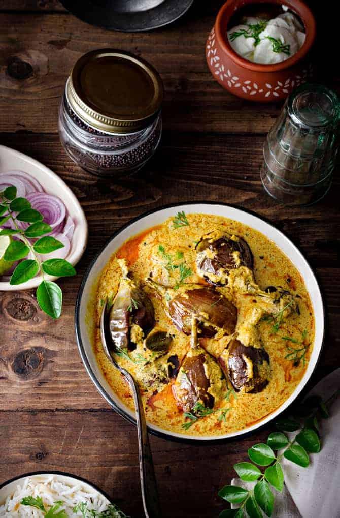 Best Hyderabadi Baghare Baingan Recipe