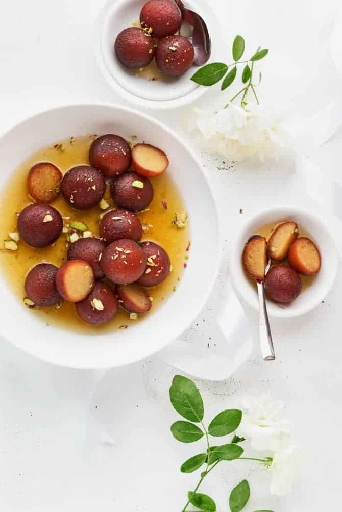 Best Gulab Jamun Recipe