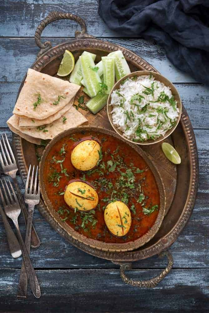 How to make Anda Curry at home. Best tariwali egg curry recipe