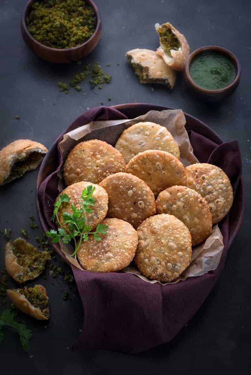How to make best Khasta Matar ki Kachori at home. Matar Ki kachori Recipe. Best Rajasthani Matar Kachori Recipe you will ever need