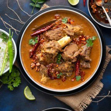 Mumbai style Dal Gosht Recipe, Daal Gosht Recipe