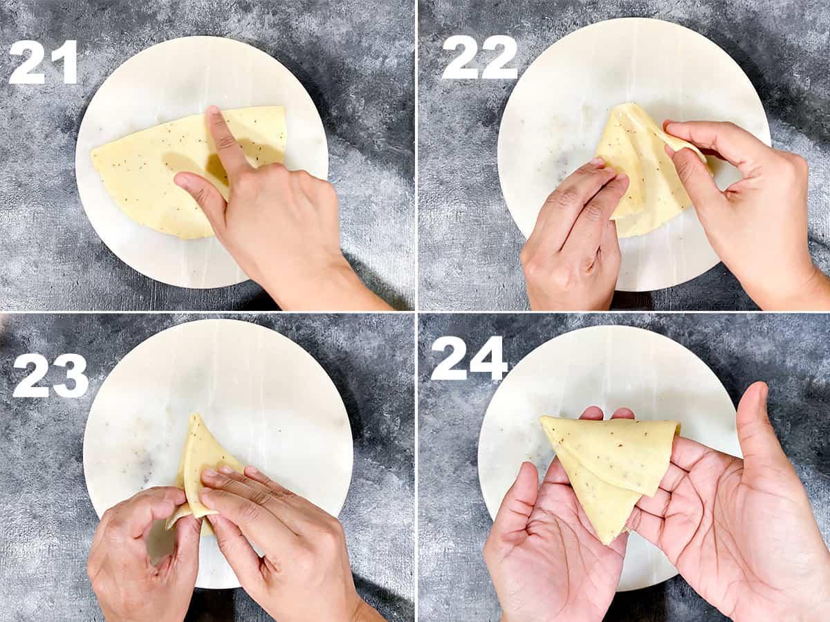 Samosa Recipe - How To Make The Best Indian Samosa (Video)